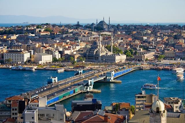 David Vidrih - izlet v Istanbul me je navdušil!